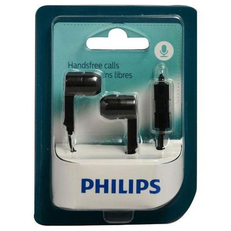 Fone de Ouvido Philips Com Microfone She1405bk/10 Preto