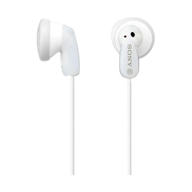 Fone de Ouvido Sony Intra Auricular MDR-E9LP/B Branco