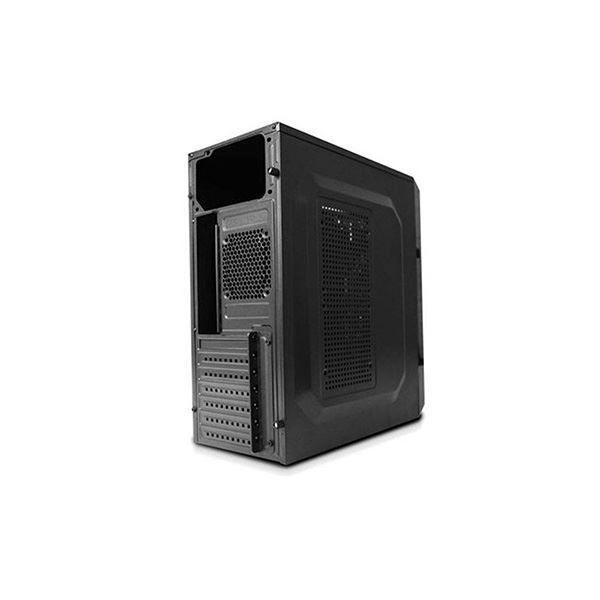 Gabinete C3 Tech ATX com Fonte 200W MT-41BK Preto