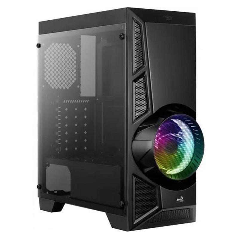 Gabinete Gamer Aerocool Aero Engine Acrylic RGB
