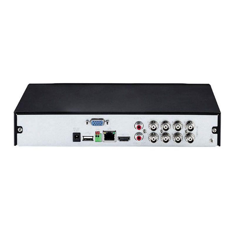 Gravador Digital de Vídeo Intelbras 8 Canais DVR MHDX 1108