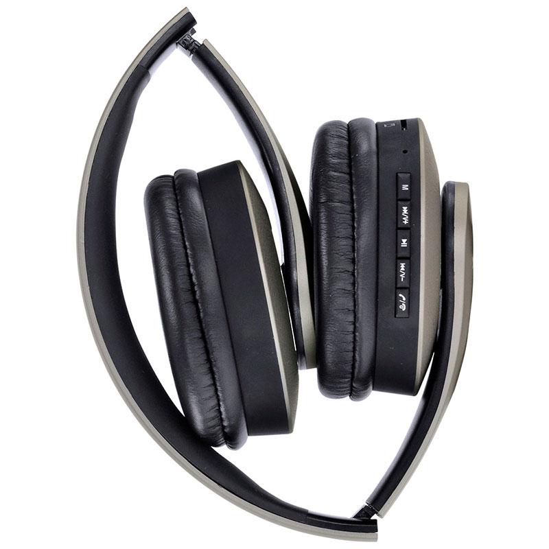 Headphone Bluetooth 4.2 Vinik Easy WH Cinza