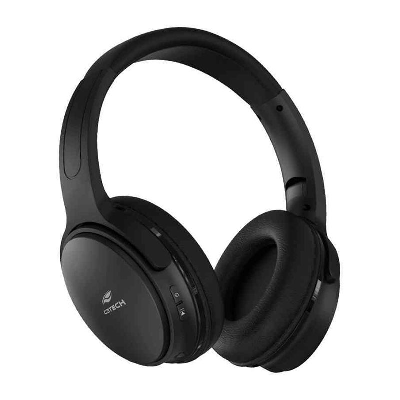 Headphone Bluetooth 5.0 C3 Tech Cadenza PH-B-500BK Preto