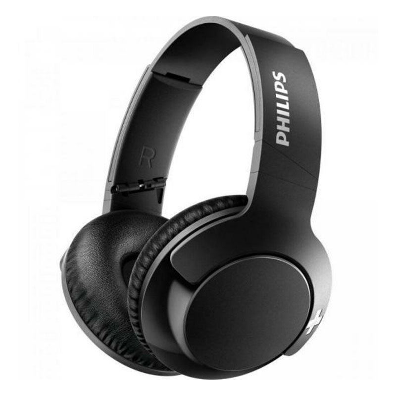 Headphone Bluetooth Philips Bass+ Preto SHB3175BK/00