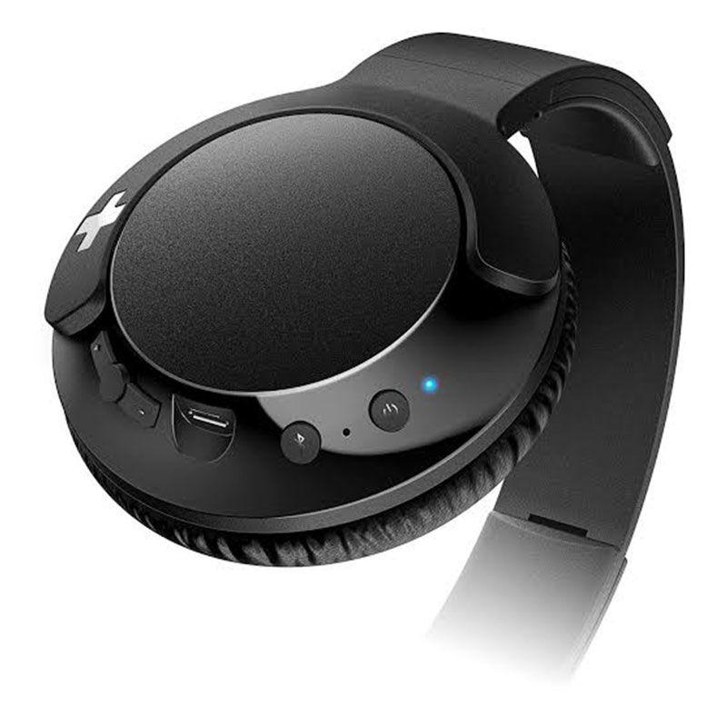 Headphone Bluetooth Philips Bass+ Preto SHB3175BK/00