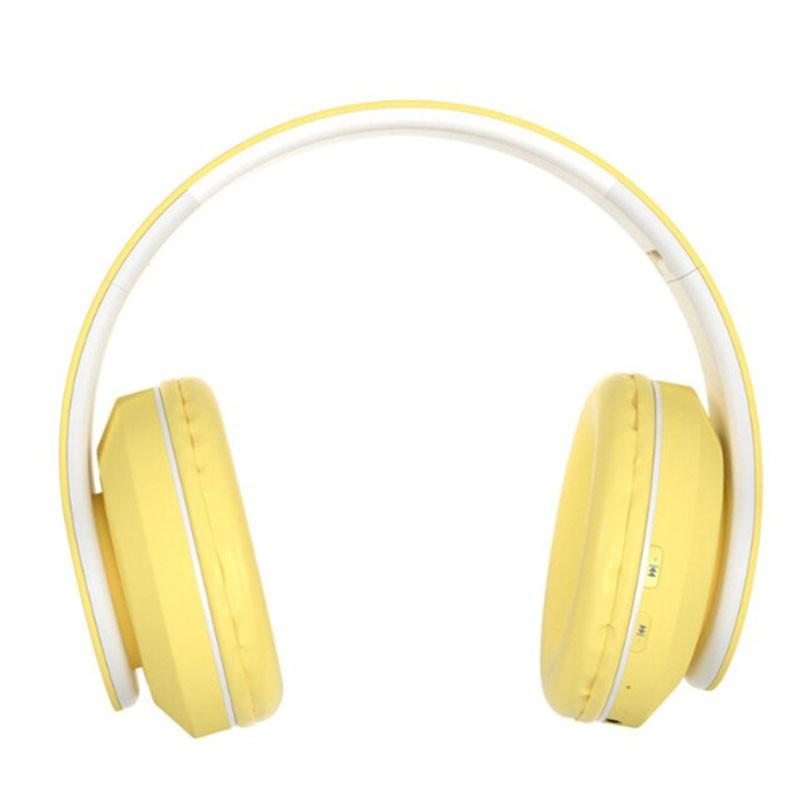 Headphone Bluetooth Rohs InPods Boom P33 Amarelo