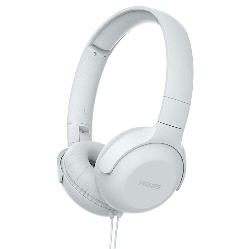 Headphone Philips Com Microfone TAUH201WT/00 Branco