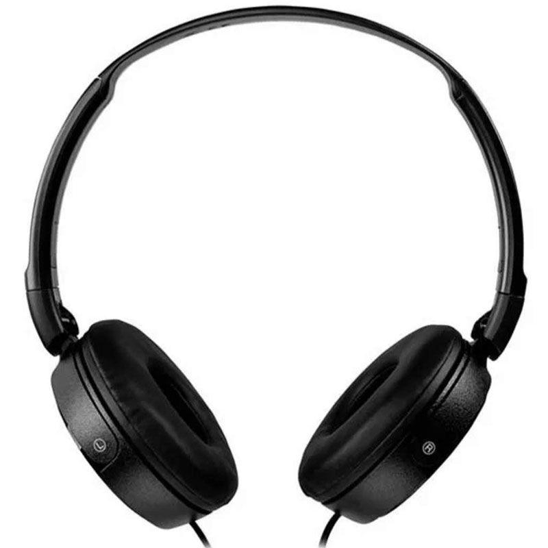 Headphone Sony com Microfone MDR-ZX310AP/B Preto