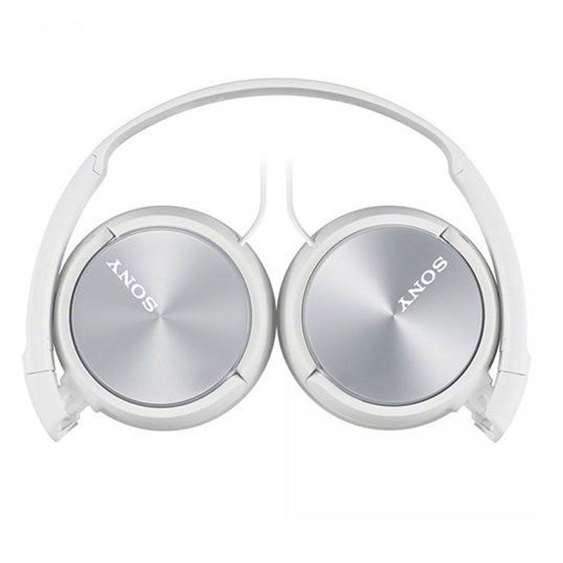 Headphone Sony com Microfone MDR-ZX310AP/W Branco