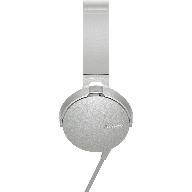 Headphone Sony  Mdr-xb550ap Extra Bass Branco
