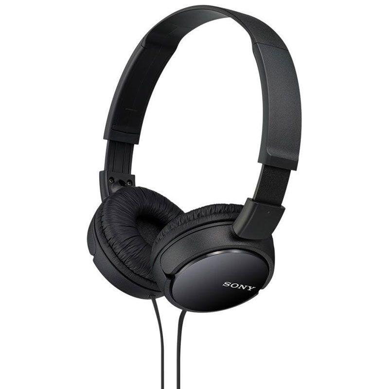 Headphone Sony MDR-ZX110/B Preto