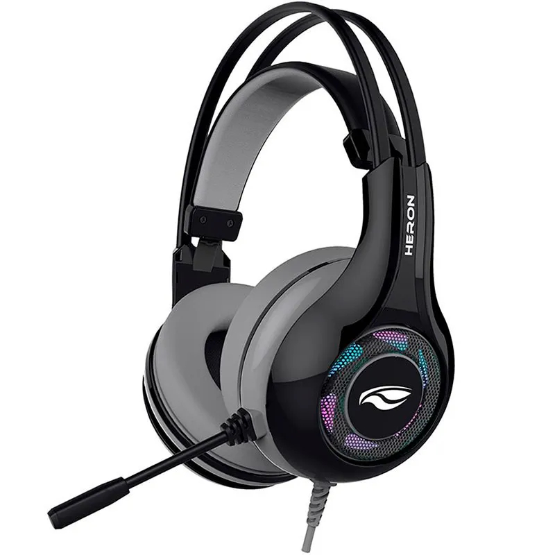 Headset Gamer C3 Tech USB Heron 2  PH-G701BKV2