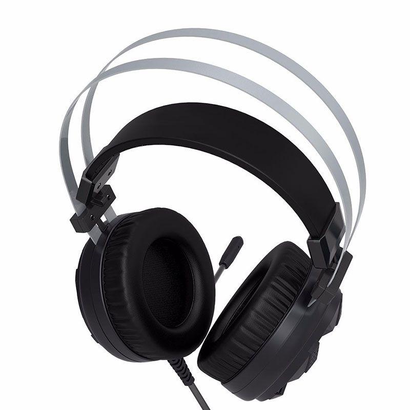 Headset Gamer C3 Tech Vulture 7.1 Preto PH-G710BK