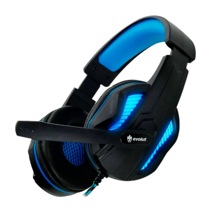 Headset Gamer EG305BL Thoth Evolut Azul