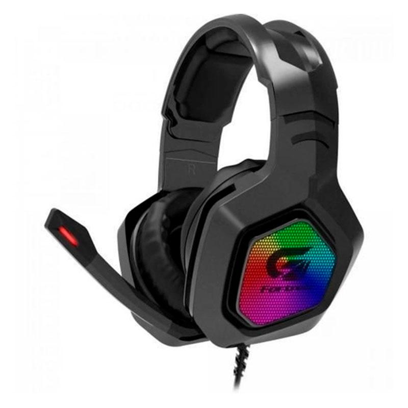 Headset Gamer Fortrek Black Hawk Preto