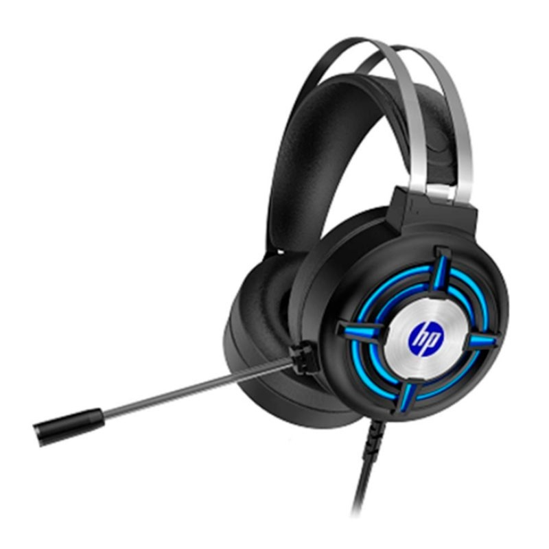 Headset Gamer HP Stereo 2 P2+USB H120 LED HP