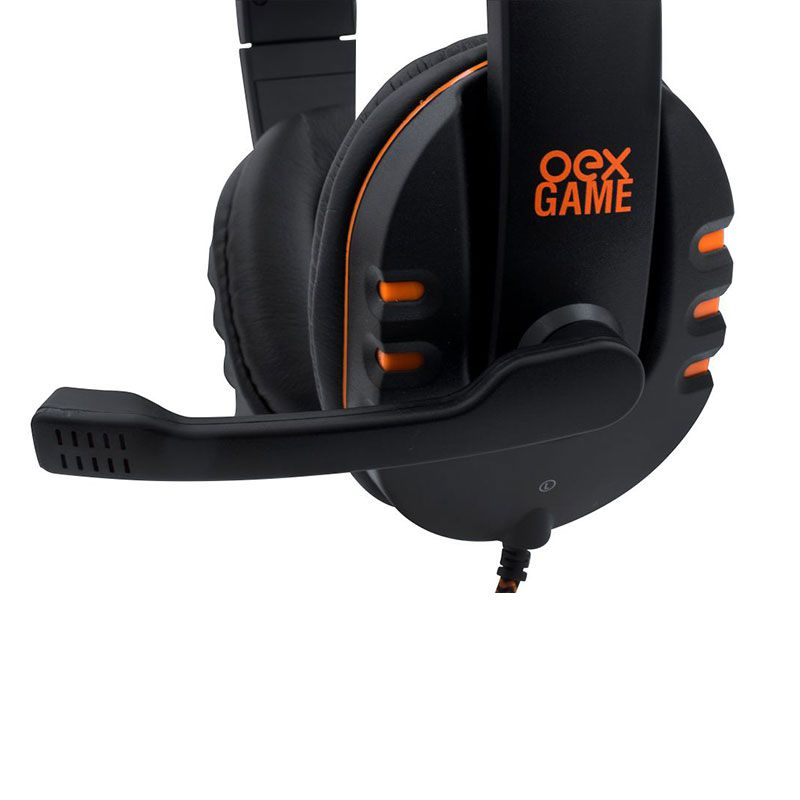 Headset Gamer OEX Action HS-200