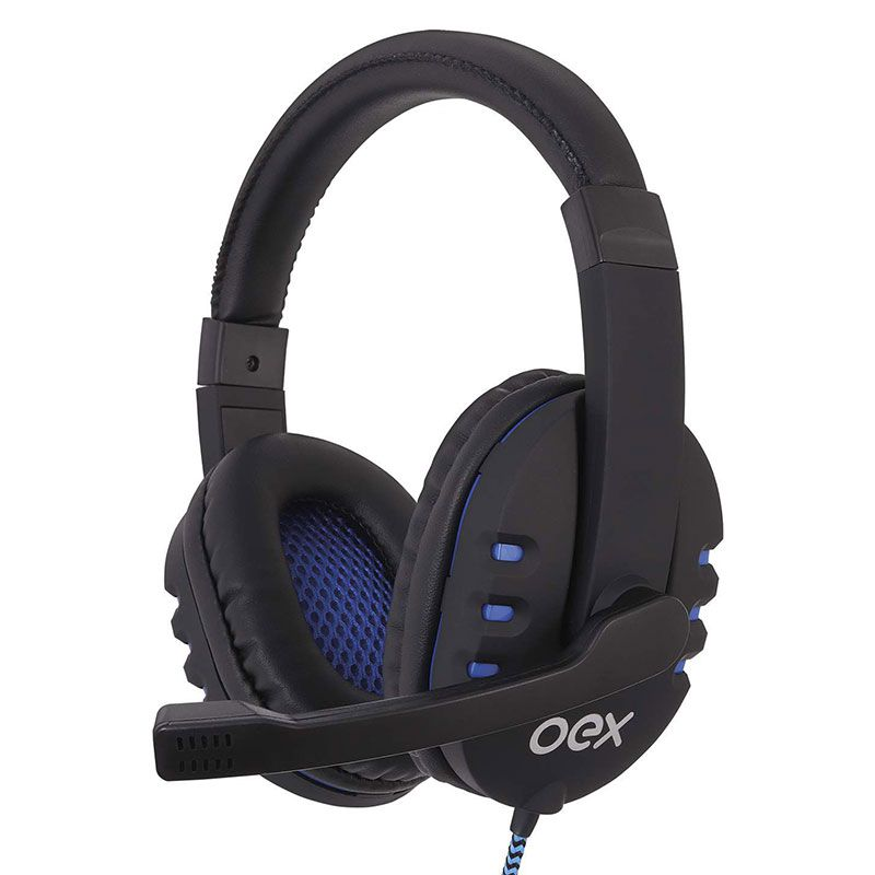 Headset Gamer OEX Bit HS-206