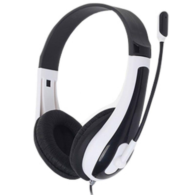 Headset Newlink Hit HS203 Branco
