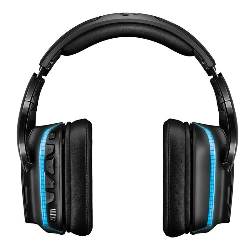 Headset Sem Fio Logitech G935 RGB Som Surround 7.1