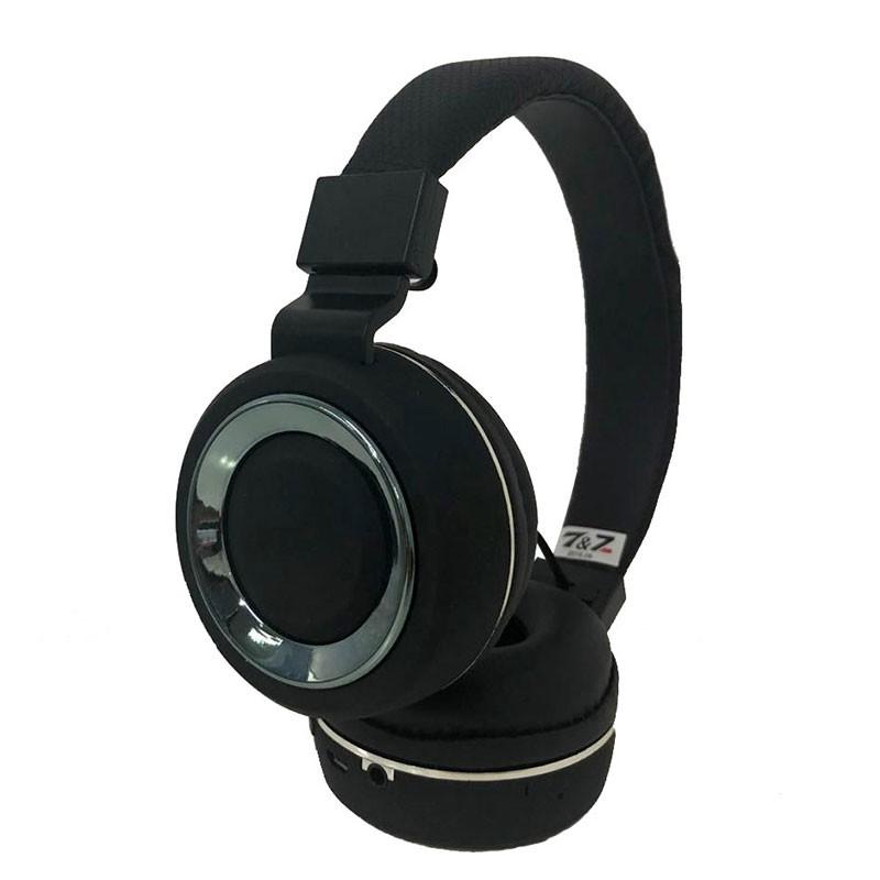 Headset SH18 Deep Bass Wireless 7&7 Prata