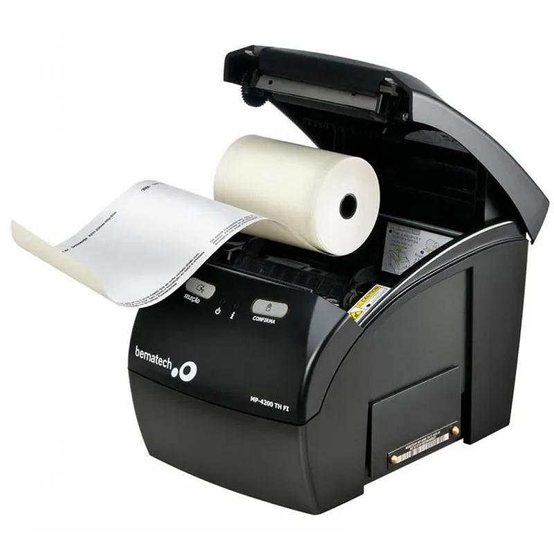 Impressora Bematech Não Fiscal Mp-4200 Th Guilhotina