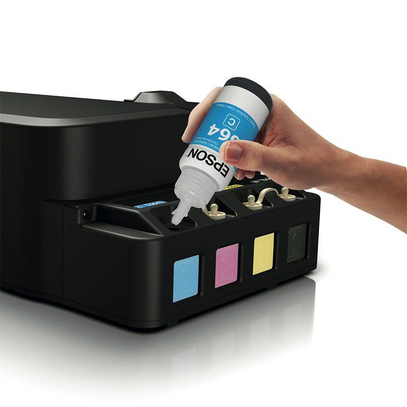 Impressora Epson Ecotank Jato de Tinta L120