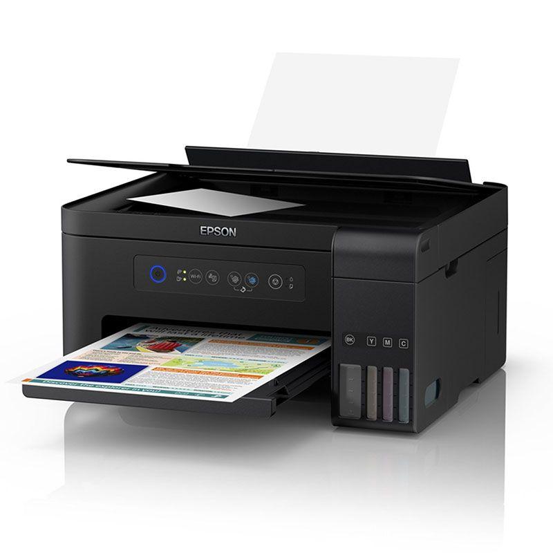 Impressora Epson Ecotank Multifuncional WiFi L4150