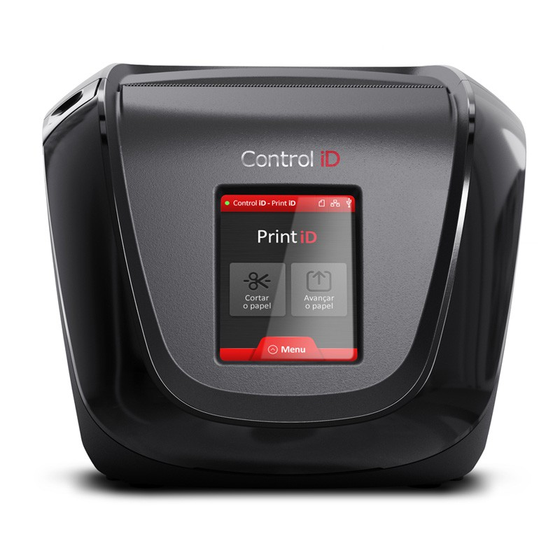 Impressora Não Fiscal Control iD Print iD Touch Guilhotina, USB, Ethernet