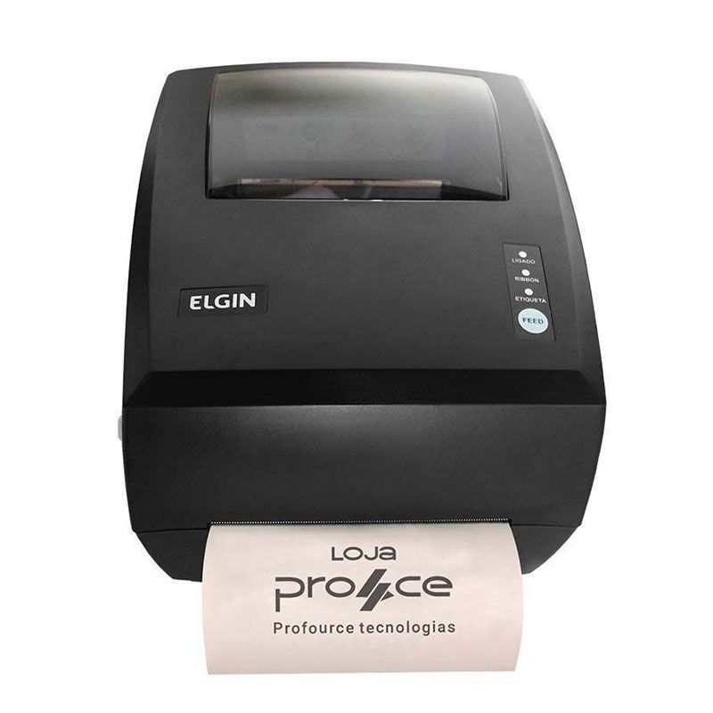 Impressora Térmica de Etiquetas Elgin L42 Pro 203dpi USB