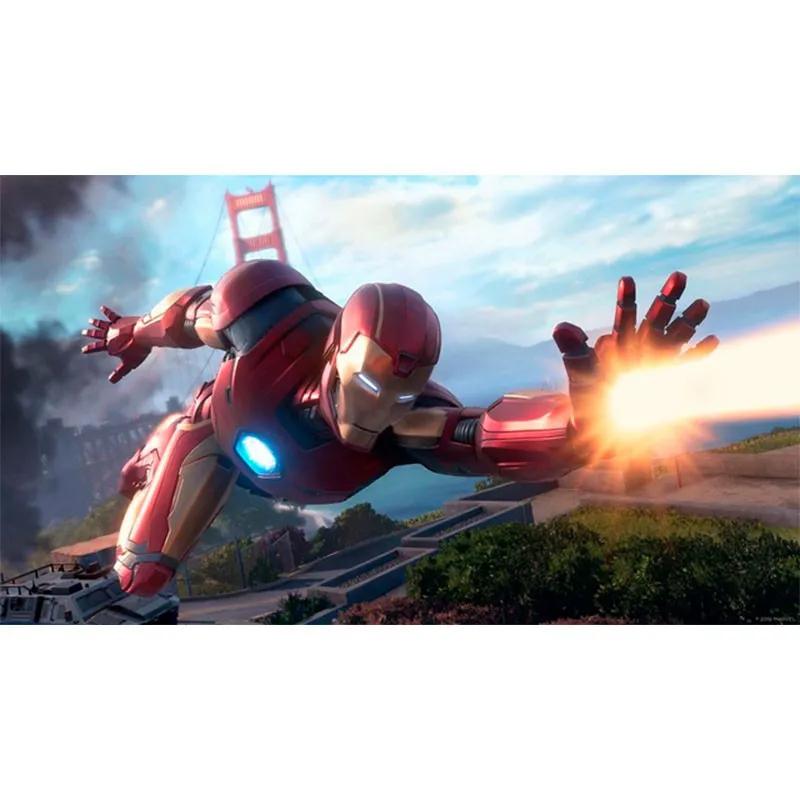 Jogo Marvel Avengers Para PS4