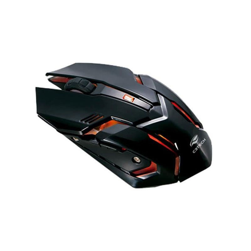 Kit Gamer C3 Tech Teclado, Mouse e Headset GK-100BK