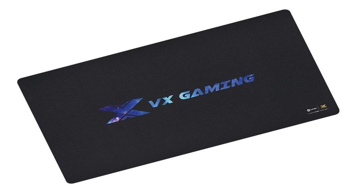 Kit Prodigy VX Gaming Teclado Hydra + Mouse Sark 2400 DPI + Headset V Blade II + Mouse Pad Nebulosa ? Vermelho