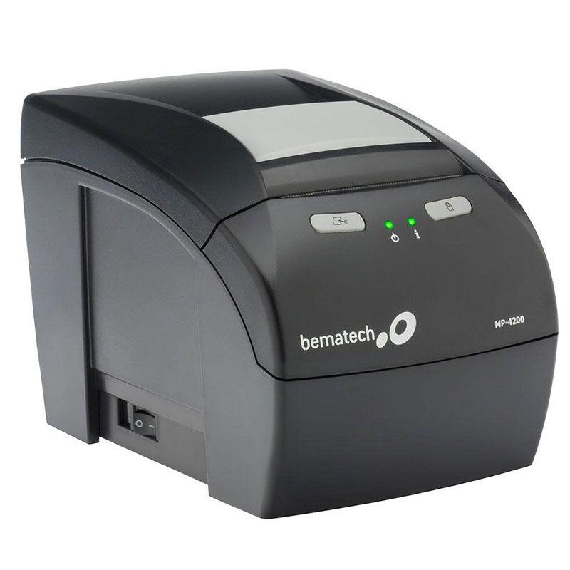 Kit Sat Fiscal Bematech Rb-2000 + Impressora Mp-4200 Guilhotina