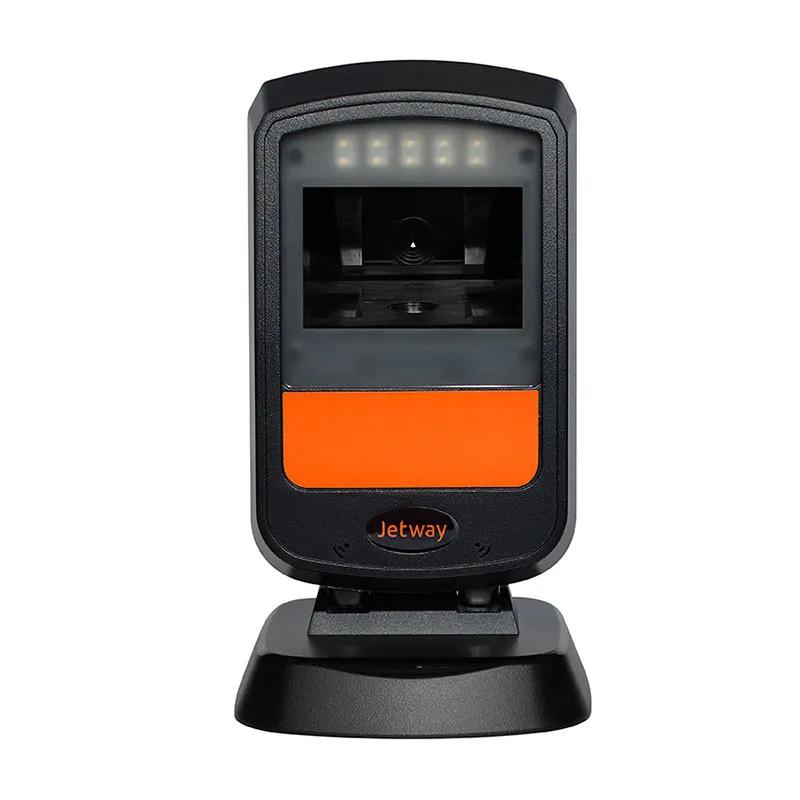 Leitor de código de barras Jetway fixo USB JL-500