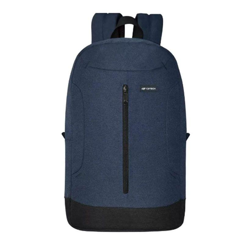 Mochila Para Notebook C3 Tech Dublin 15,6? Azul MC-20BL