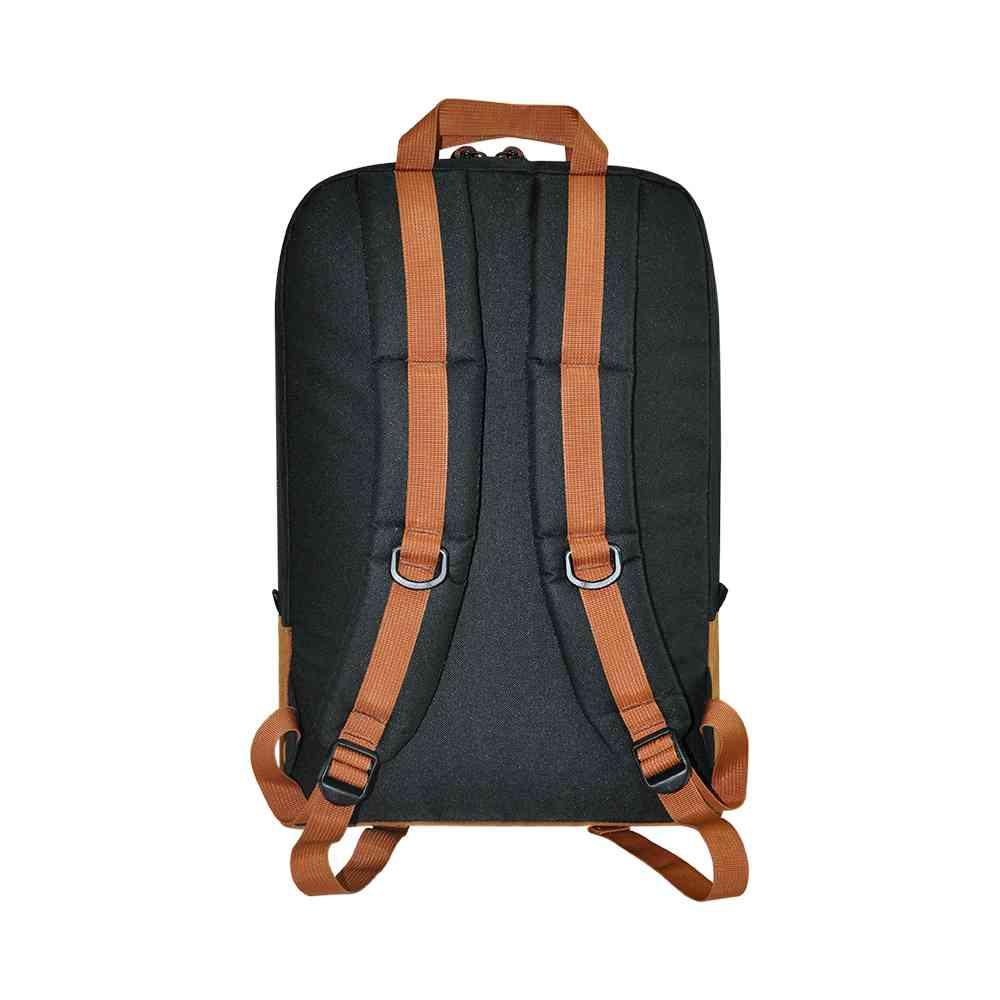 Mochila Para Notebook C3 Tech Sahara 15,6? MC-03BK Preta