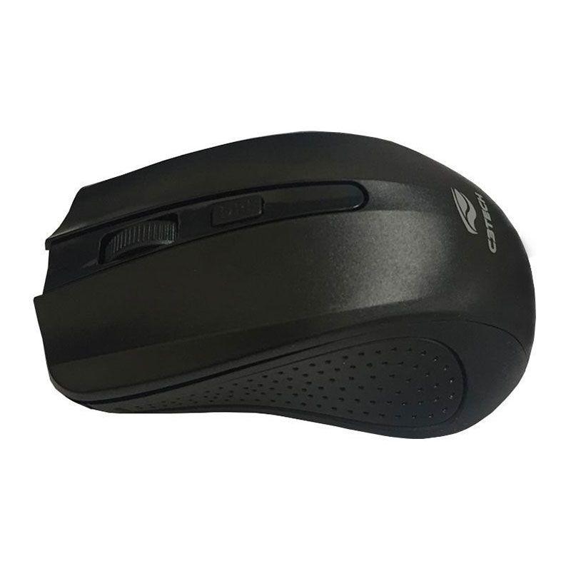 Mouse C3 Tech Sem Fio USB M-W20BK ? Preto