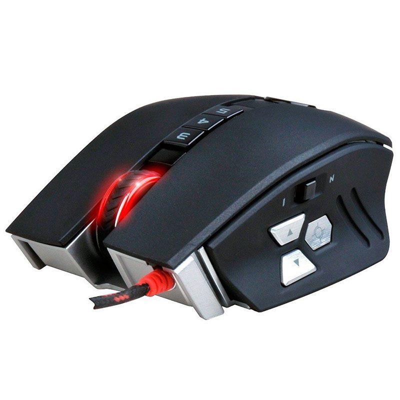 Mouse Gamer A4 Tech Bloody Zl50a Usb Preto