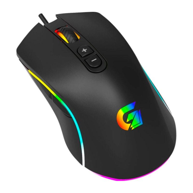 Mouse Gamer Fortrek Cruiser RGB 10000DPI