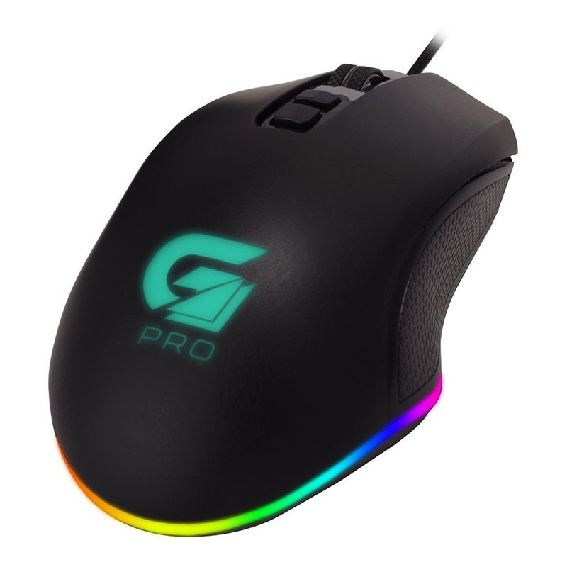 Mouse Gamer Fortrek Pro M3 4800DPI RGB