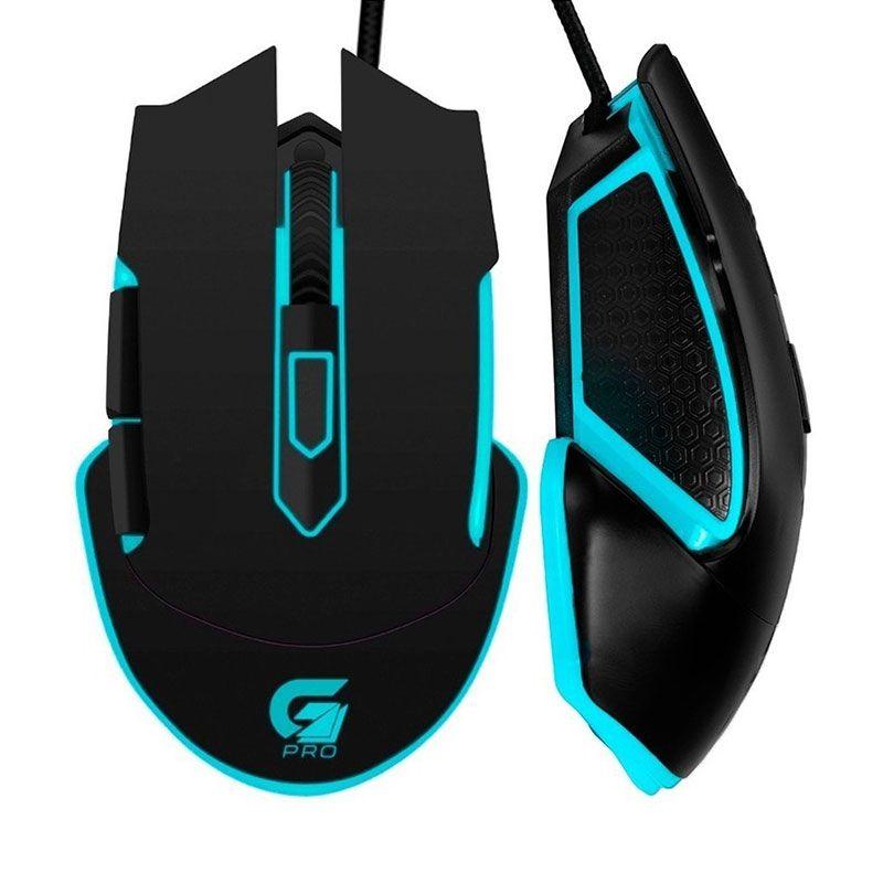 Mouse Gamer Fortrek Pro M5 4800DPI RGB