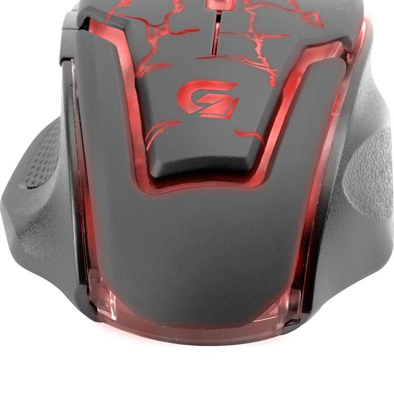 Mouse Gamer Fortrek Spider 2 3200DPI OM705