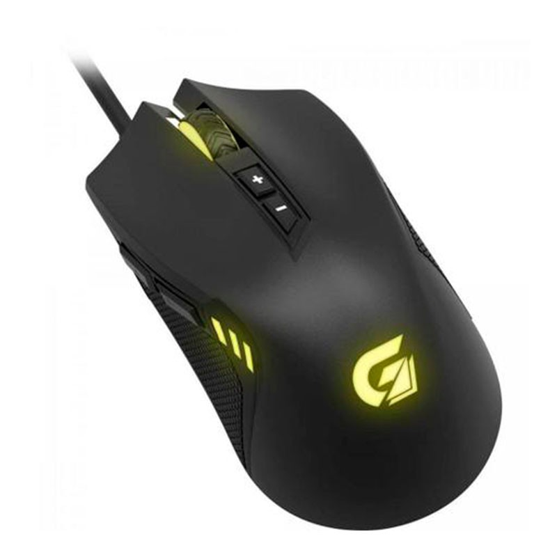 Mouse Gamer Fortrek Vickers RGB 4200DPI