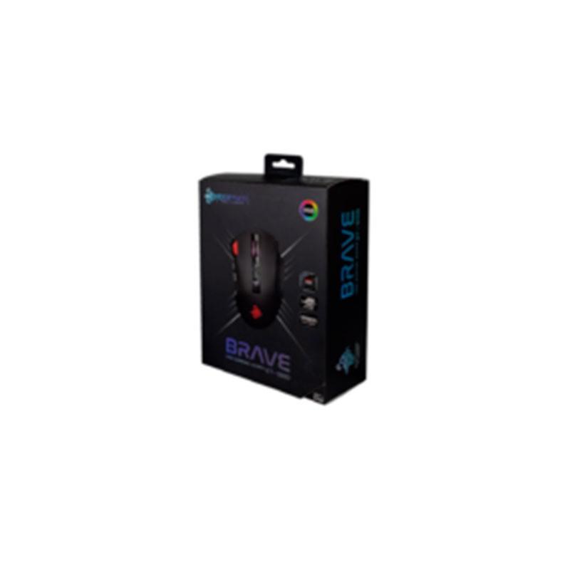 Mouse Gamer Hoopson 12000DPI 12 Botões Brave GT900