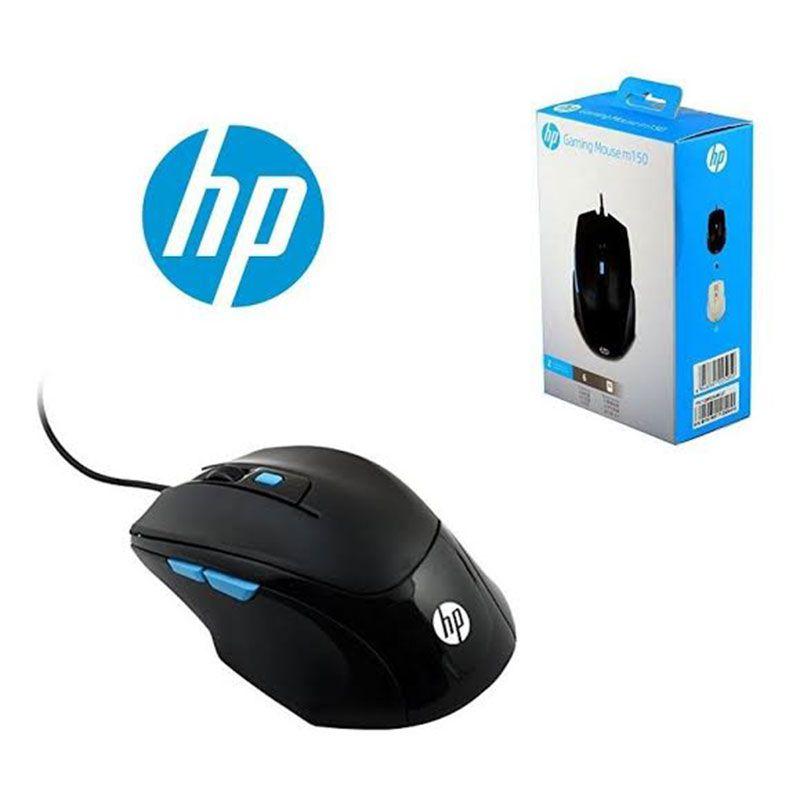 Mouse Gamer HP 1600DPI M150 Preto