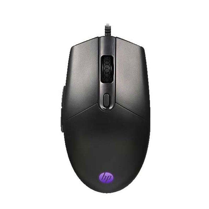 Mouse Gamer HP M260 Com Led RGB 6400Dpi Preto