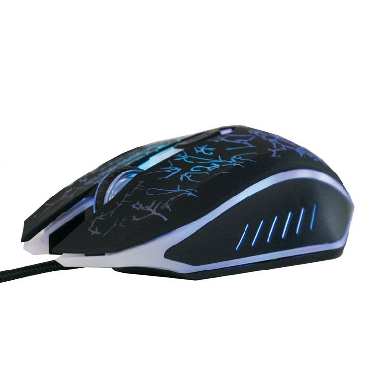 Mouse Gamer OEX Action MS300