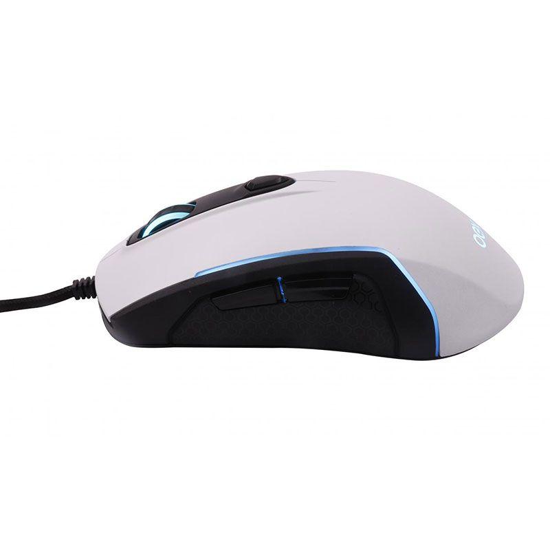 Mouse Gamer OEX Artic MS-316 USB 10.000 DPI