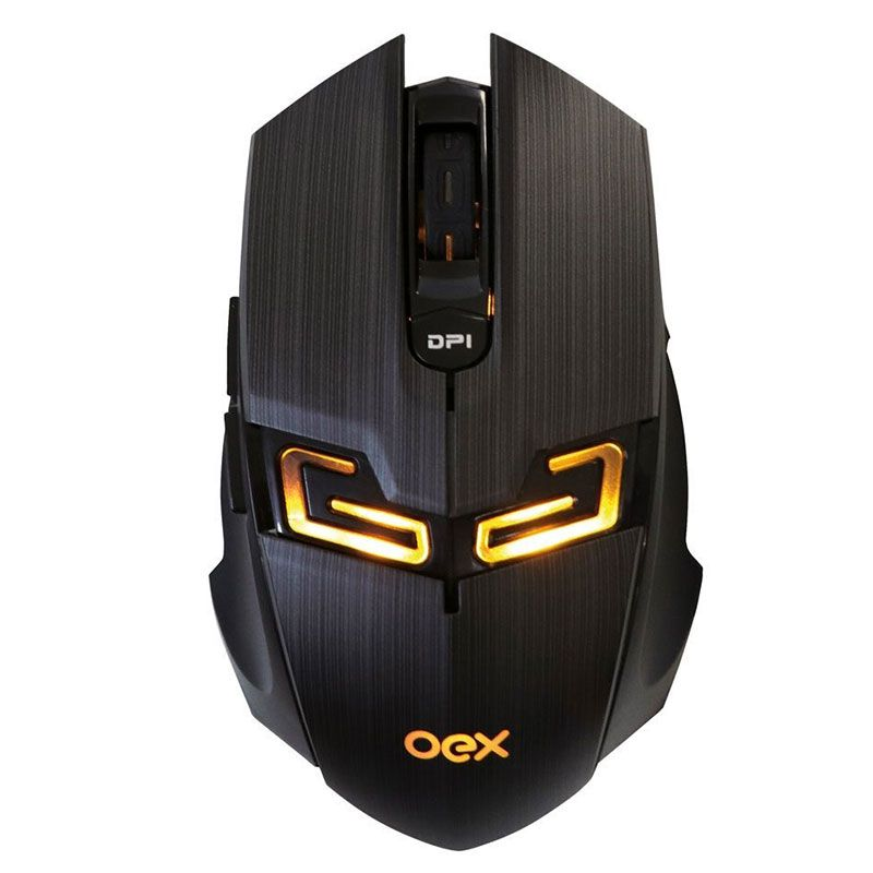 Mouse Gamer OEX Killer MS312 4000 DPI